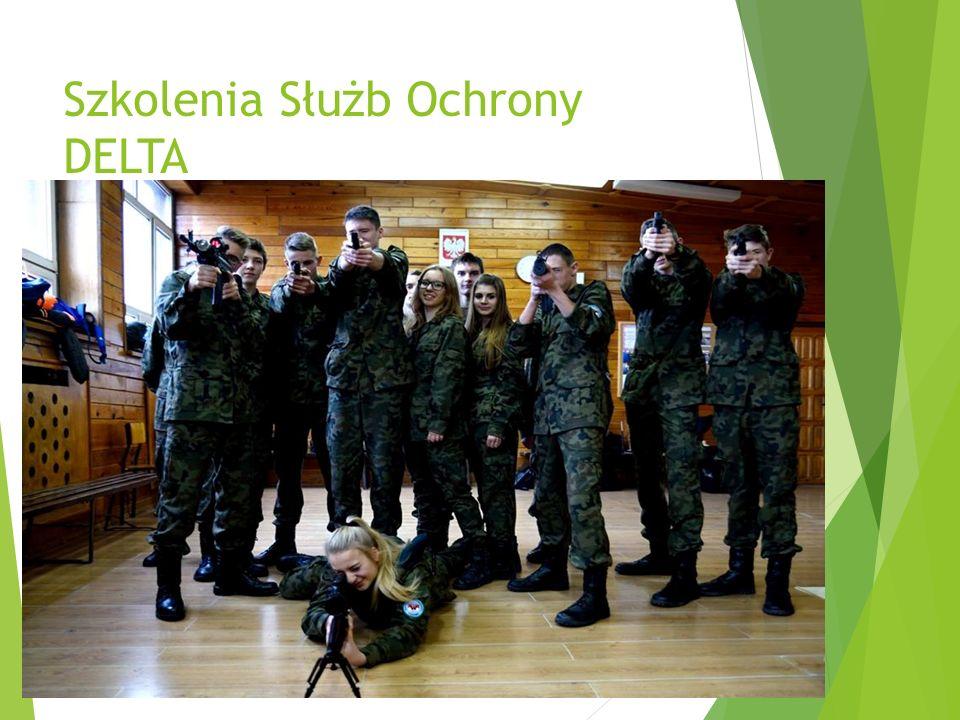 Szkolenia Służb Ochrony DELTA
