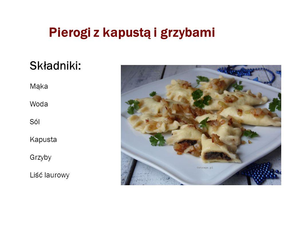 przygotowanie Przygotuj farsz: cebulę drobno pokrój i zeszklij na maśle.