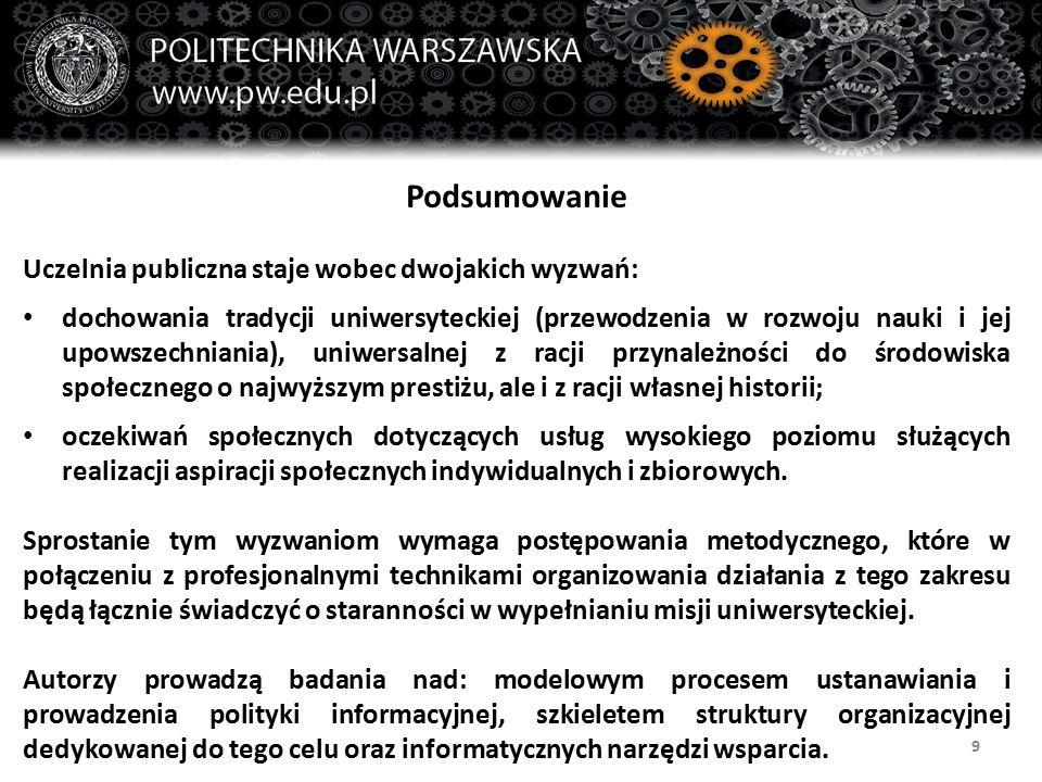 10 Bibliografia: Dworak, J.(2013).