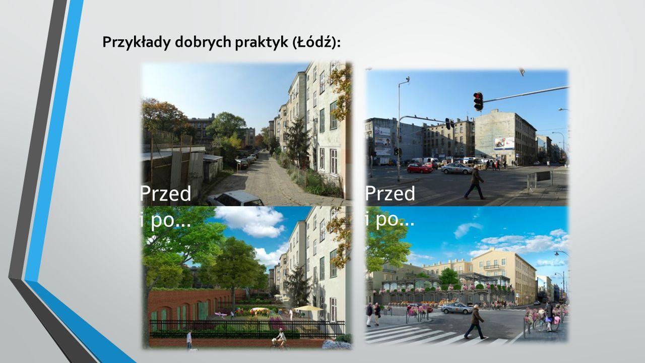 Przykłady dobrych praktyk (Łódź):