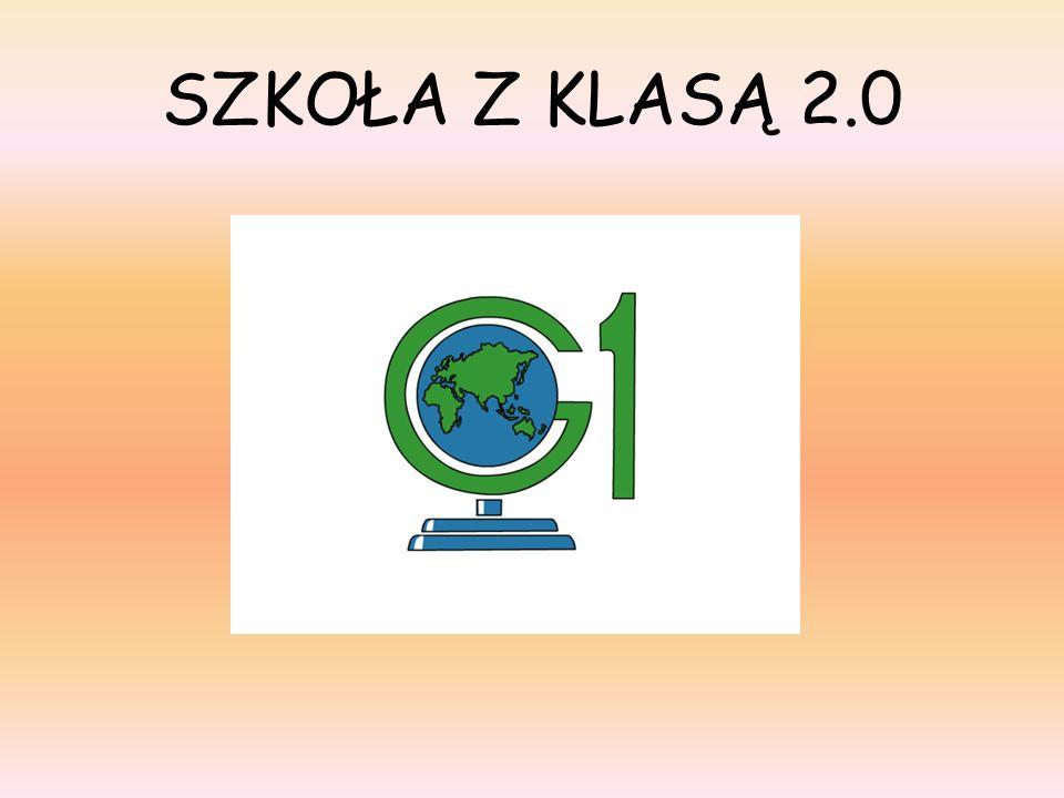 SZKOŁA Z KLASĄ 2.0  W projekcie udział bierze 500 szkół z całej Polski  w województwie śląskim do projektu przystąpiło 35 szkół  w powiecie zawierciańskim 1 szkoła – GIM 1 w Zawierciu