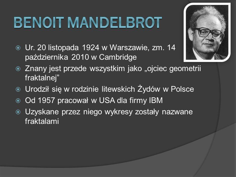 Ur. 20 listopada 1924 w Warszawie, zm.