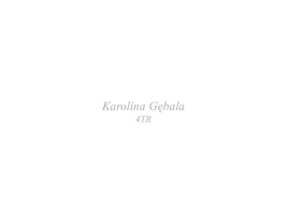Karolina Gębala 4TR