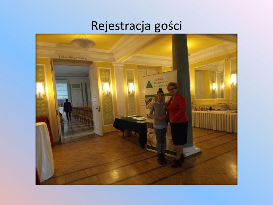 Rejestracja gości