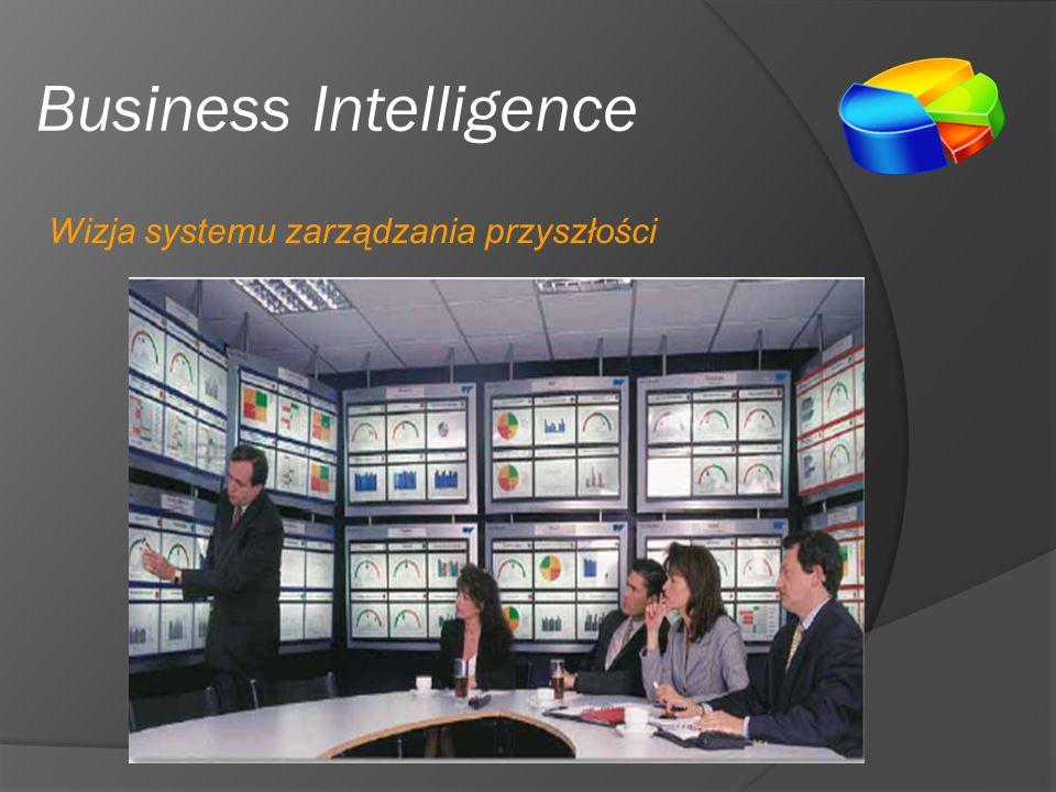 Business Intelligence Wizja systemu zarządzania przyszłości