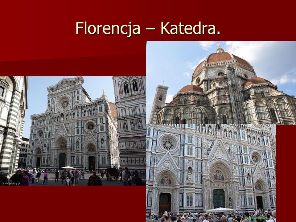 Florencja – Katedra.