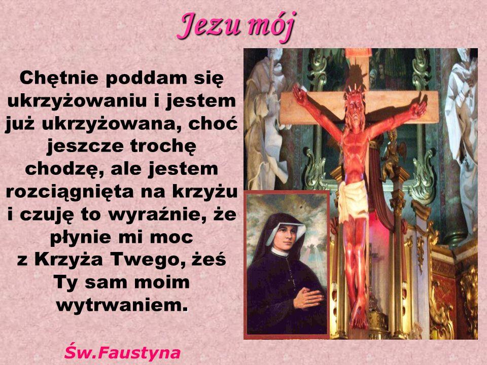 Jezu mój.