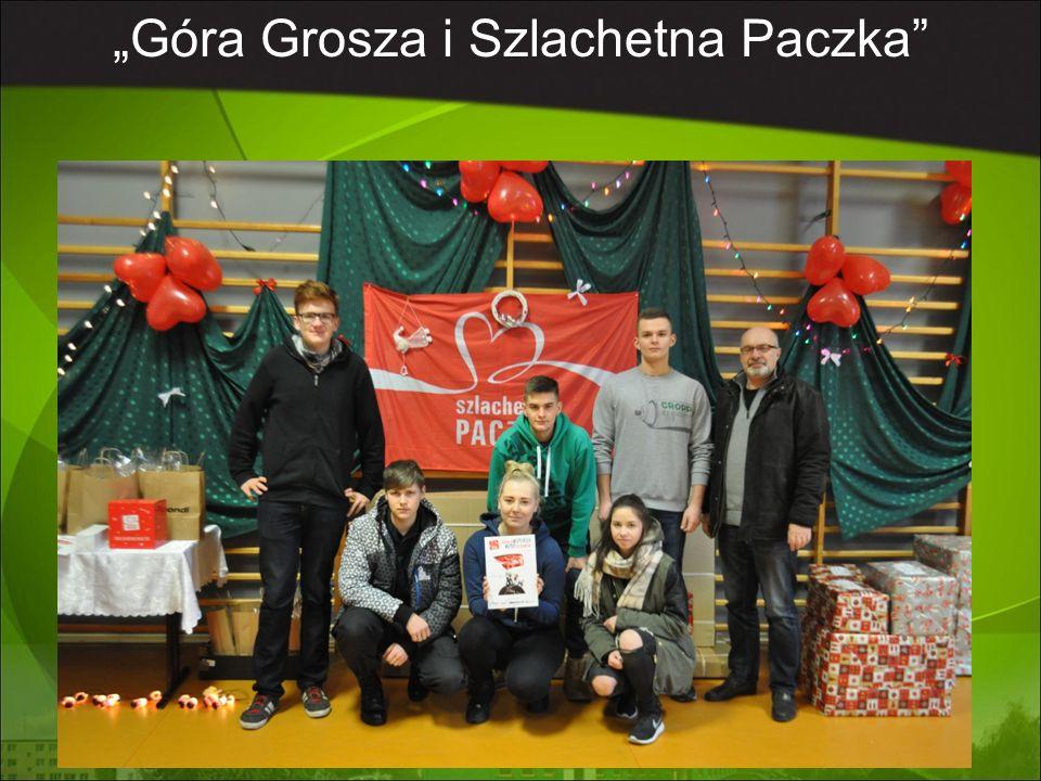 Olimpiada Wiedzy o Bezpieczeństwie W olimpiadzie udział brali: - Piotrowski Paweł - Janiak Sandra - Czubak Małgorzata