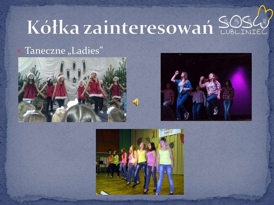 """Taneczne """"Ladies"""
