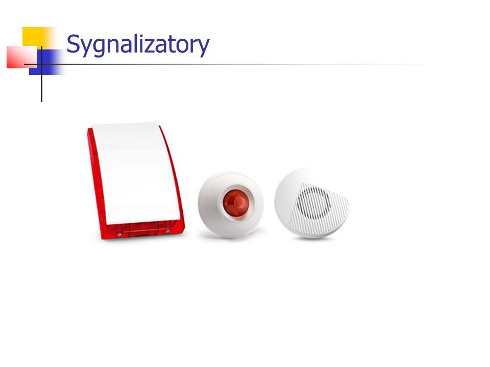 Sygnalizatory