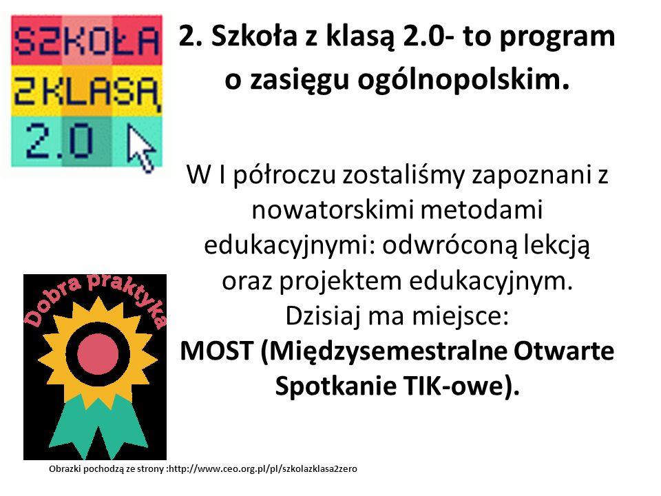 Dzięki temu programowi Szkoła w Osuchowie jest Szkołą z e- dziennikiem – w tym roku szkolnym wprowadzono e-dziennik.