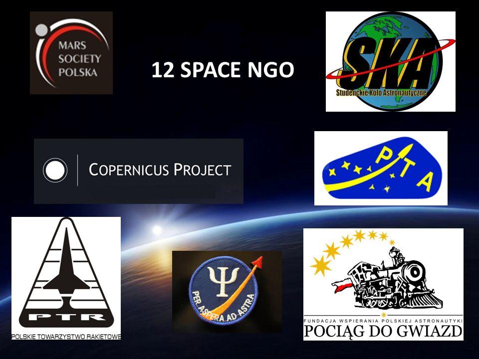 12 SPACE NGO