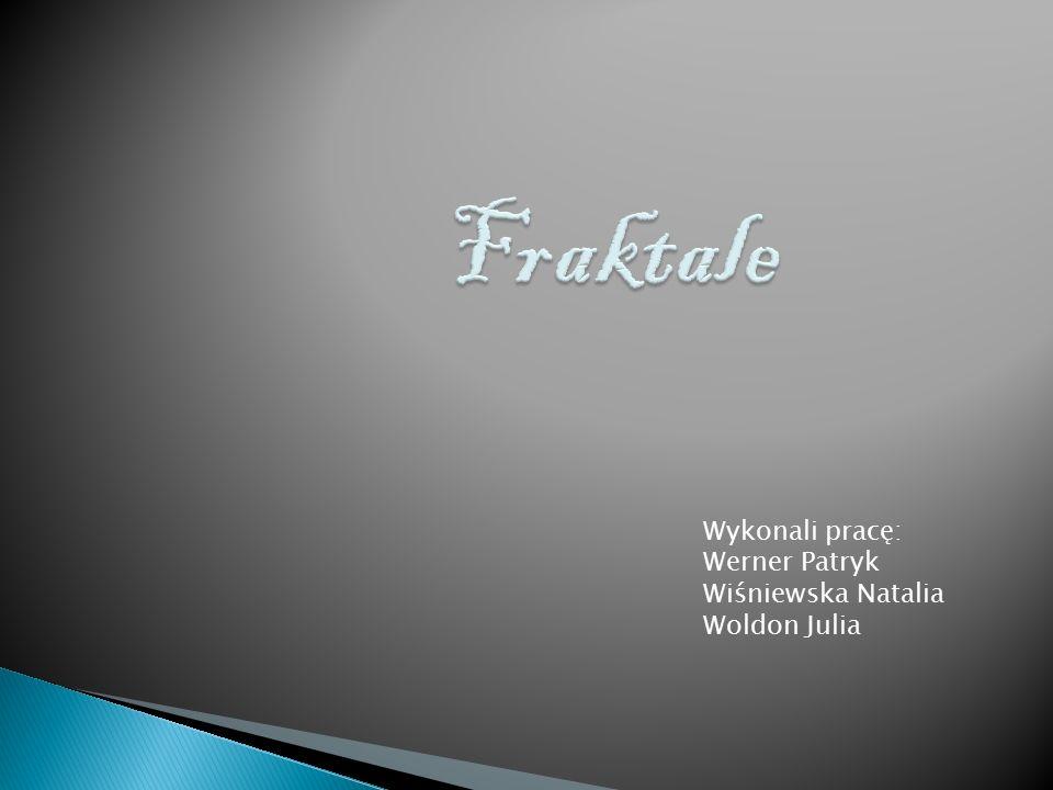 Zbiór Mandelbrota Fraktal to zbiór o skomplikowanej budowie.
