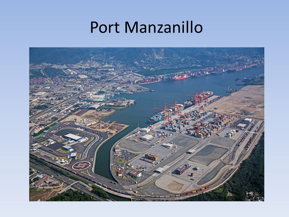 Port Manzanillo