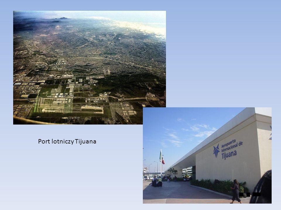 Port lotniczy Tijuana