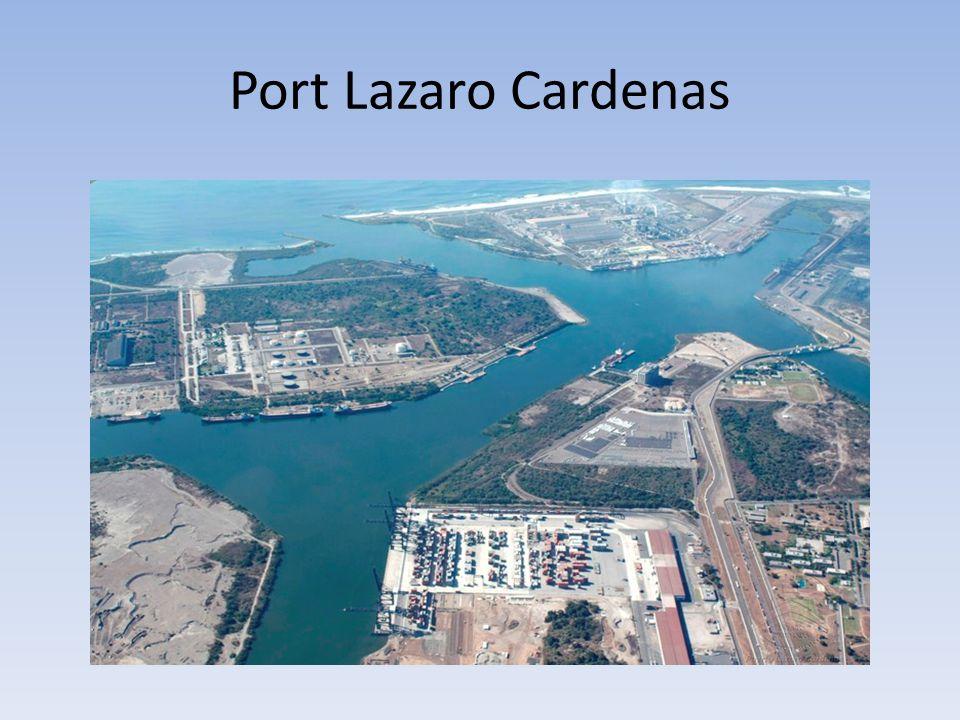 Port Lazaro Cardenas