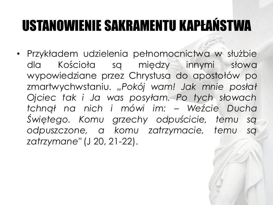 HIERARCHIA KOŚCIELNA Zgodnie z Kodeksem prawa kanonicznego z 1983 r.