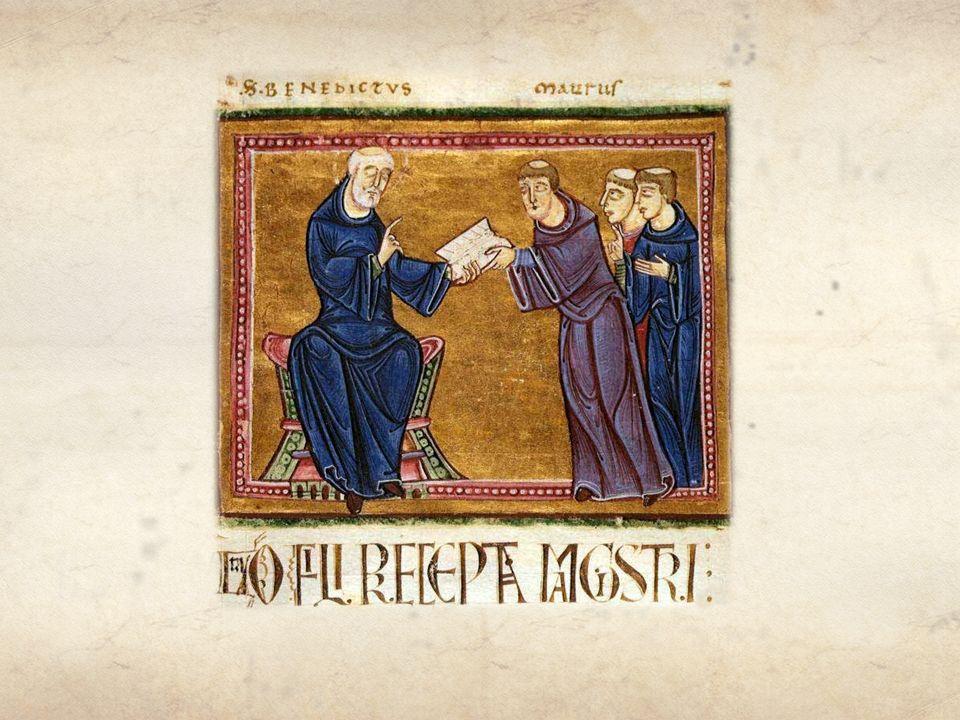 O zakonie Zakon Świętego Benedykta − najstarszy katolicki zakon mniszy, założony w 529 roku przez św.