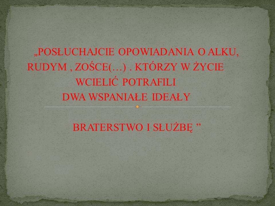 """Matka Tadeusza ( Leonia Siemieńska) """"Był to kwiat urody w rozkwicie."""