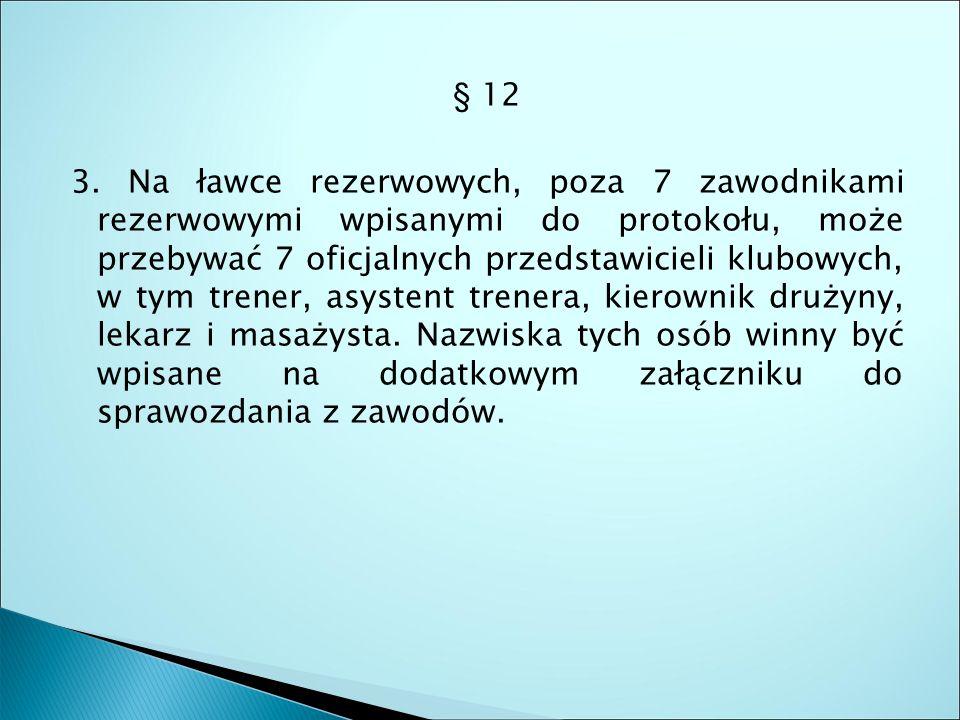 § 12 3.
