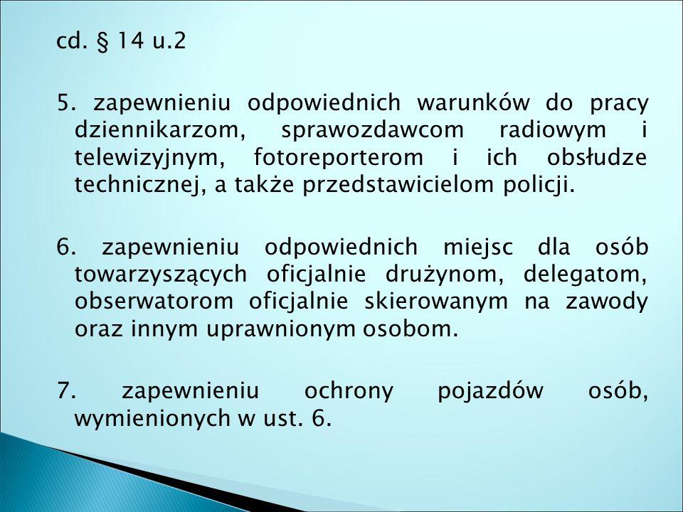 cd. § 14 u.2 5.