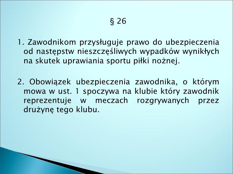 § 26 1.