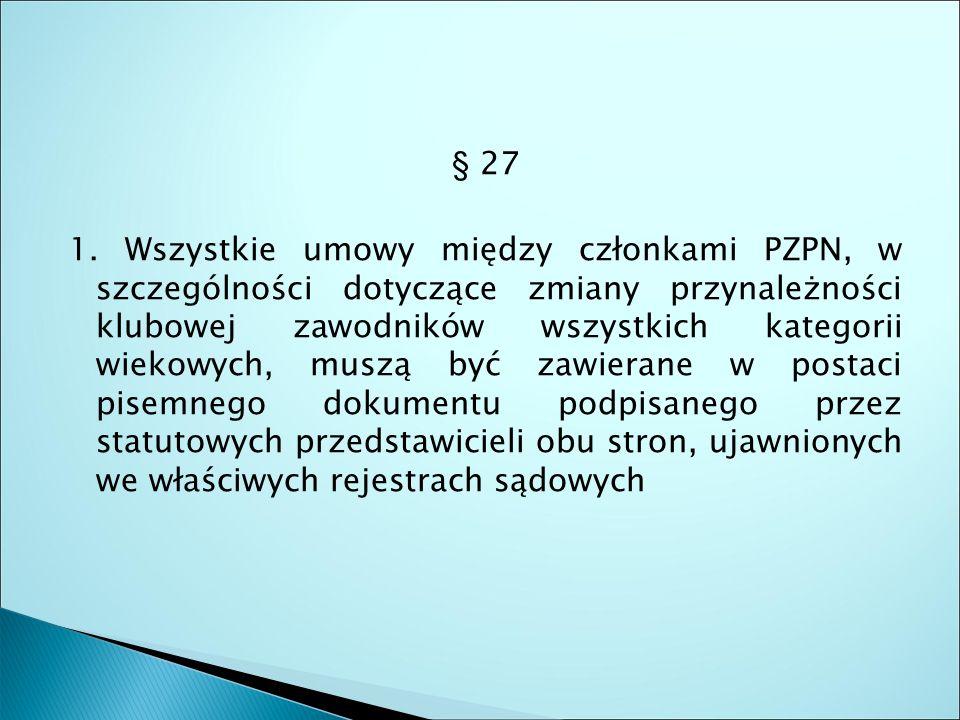 § 27 1.