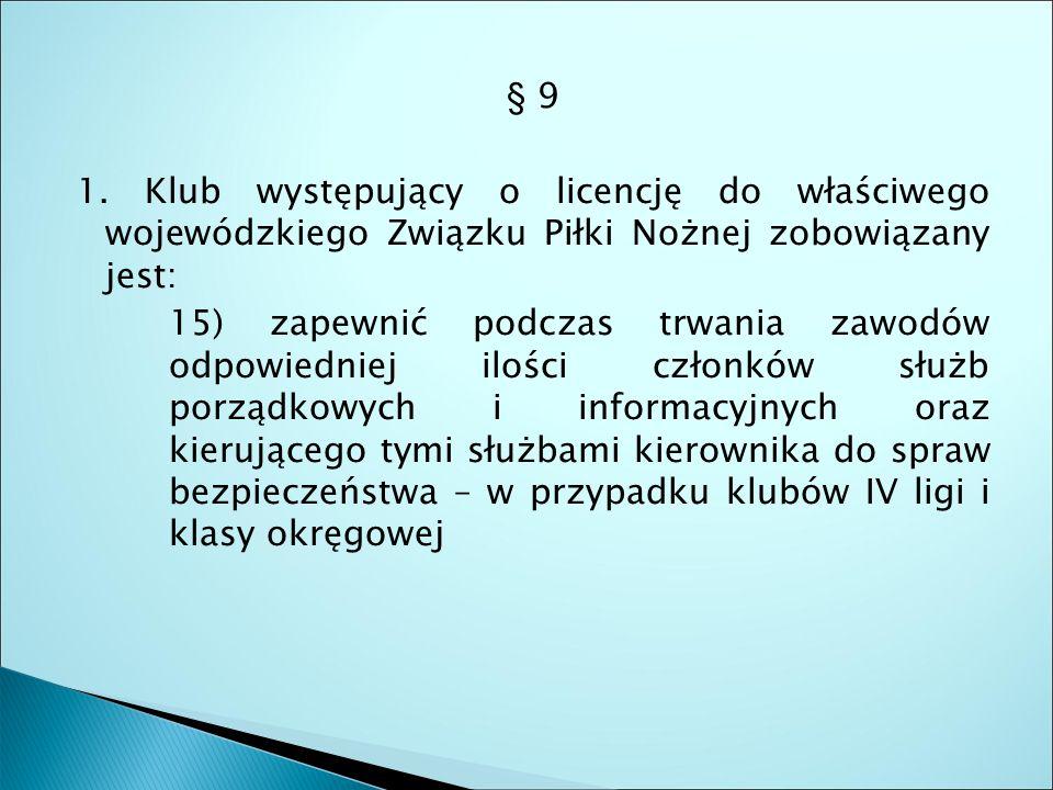 § 9 1.