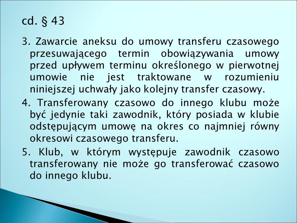 cd. § 43 3.