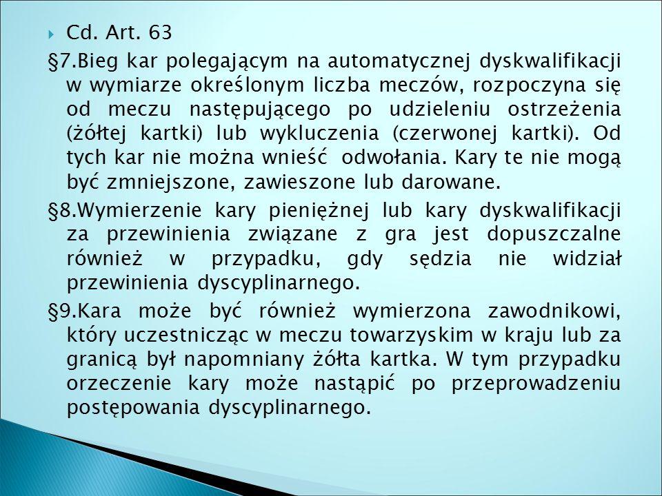 Cd. Art.