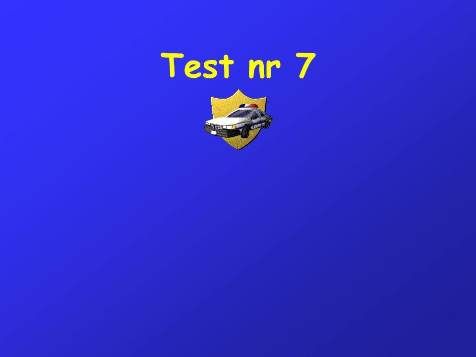 20) W przedstawionej sytuacji kierujący pojazdem 1: A – ma pierwszeństwo przed pojazdem 3, B – ma pierwszeństwo przed pojazdem 2, C – przejeżdża ostat