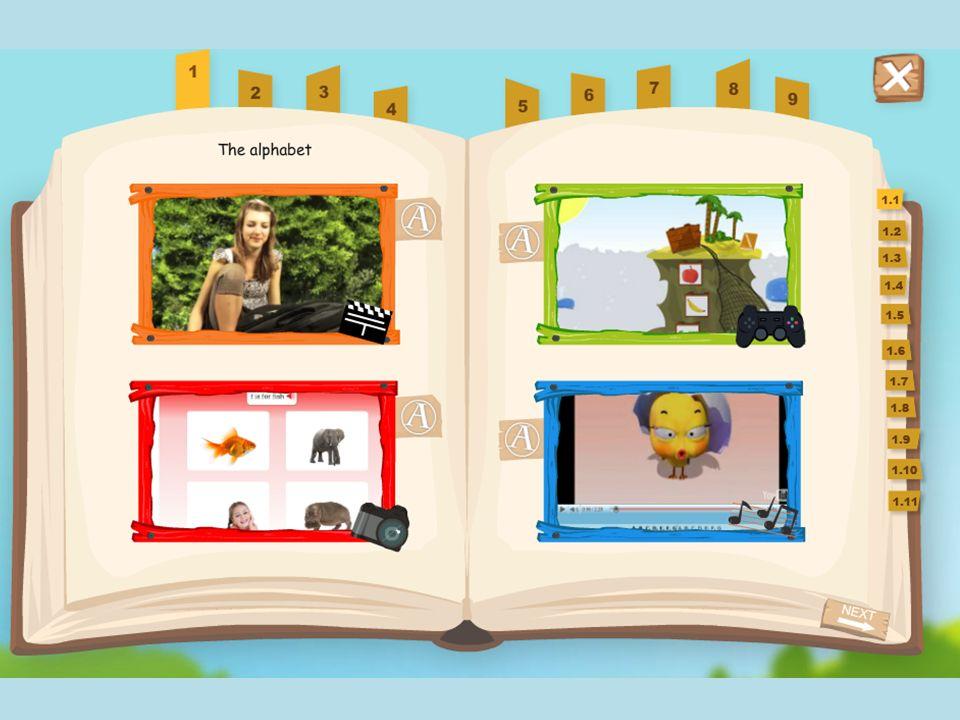Funenglish.pl to e-learningowy (a więc komputerowy) kurs języka angielskiego dla dzieci w wieku 6-12 lat