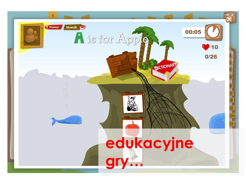 edukacyjne gry…