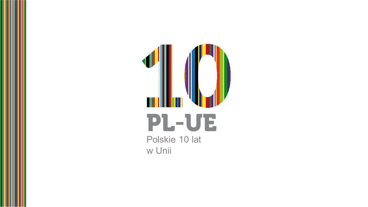 Polskie 10 lat w Unii
