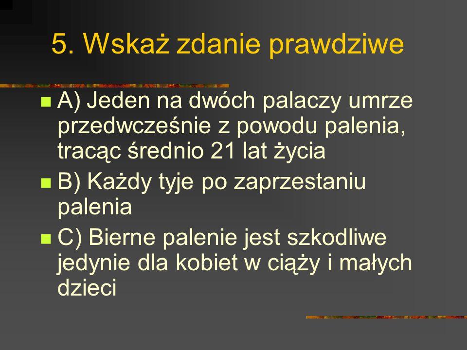 Polskie prawo – Ustawa o ochronie zdrowia przed następstwami używania tytoniu i wyrobów tytoniowych z 9 listopada 1995r.