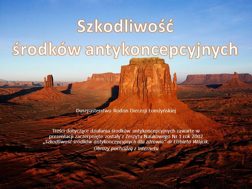 """Według prof.W. Fijałkowskiego antykoncepcja: """" Zawsze jest sztuczna."""