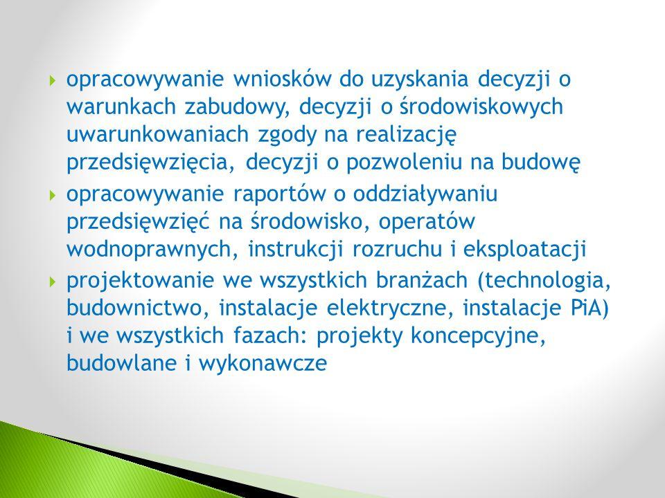 ◦ Substraty: odpady odzwierzęce i serwatka ◦ Biogaz wykorzystywany do produkcji energii elektrycznej i cieplnej