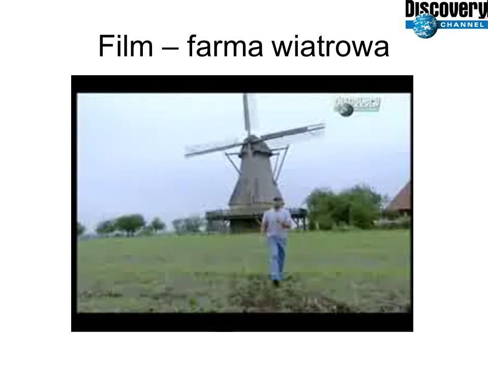 Film – morska farma wiatrowa