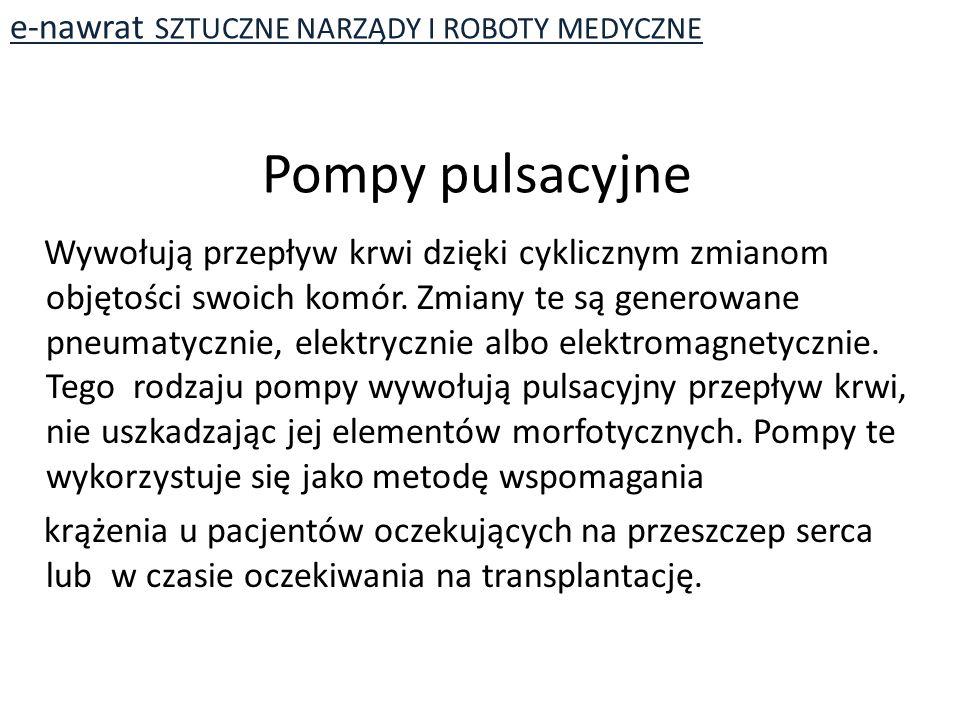 Polskie komory wspomagania serca POLVAD są stosowane klinicznie od 2003 r.