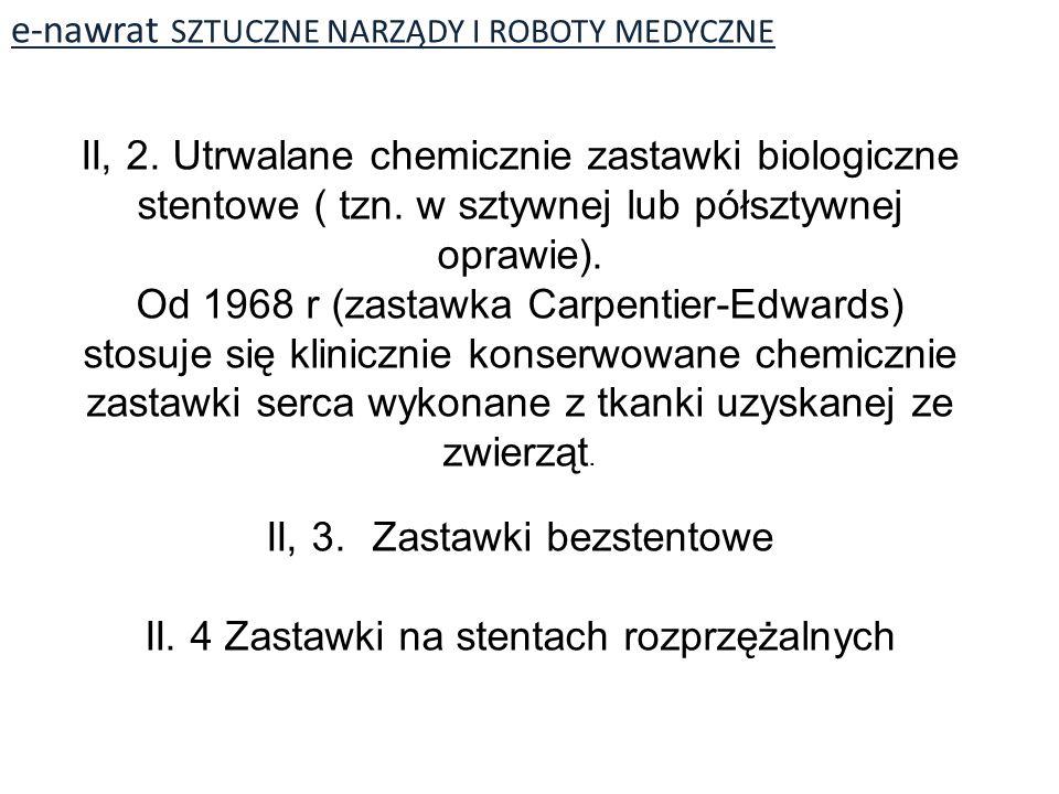 e-nawrat SZTUCZNE NARZĄDY I ROBOTY MEDYCZNE II, 2.