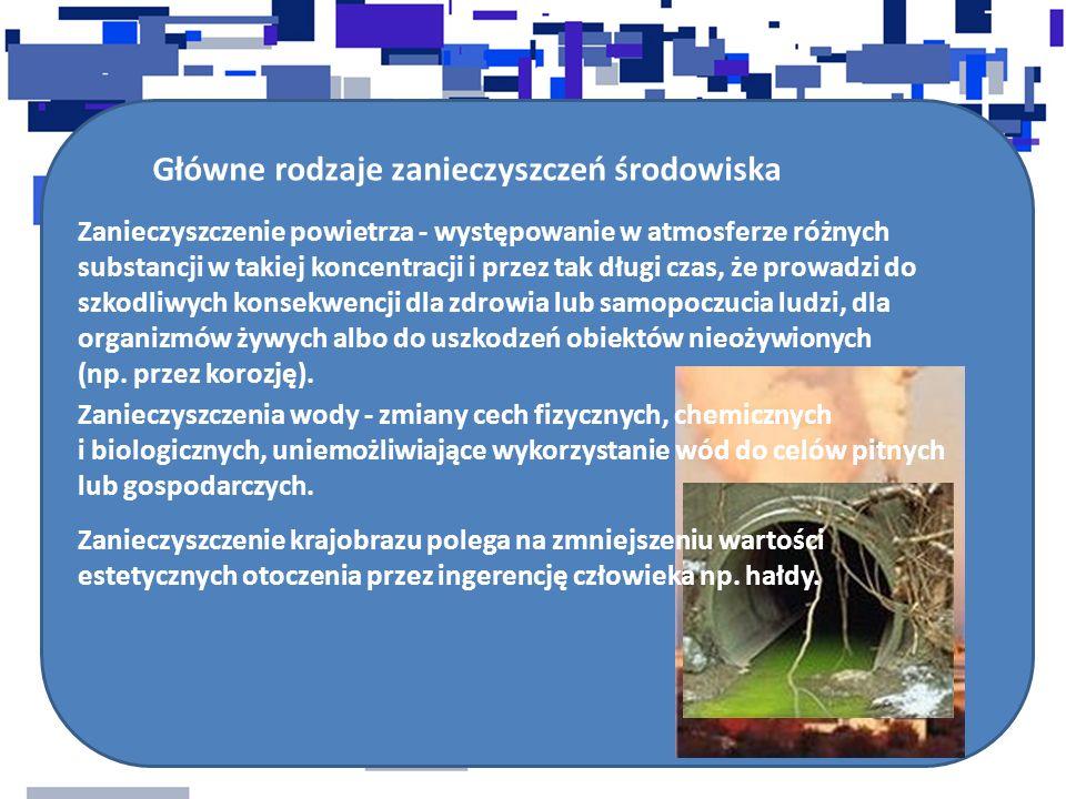 BIOGAZ Gaz wysypiskowy - gaz palny, produkt fermentacji anaerobowej związków pochodzenia organicznego (np.