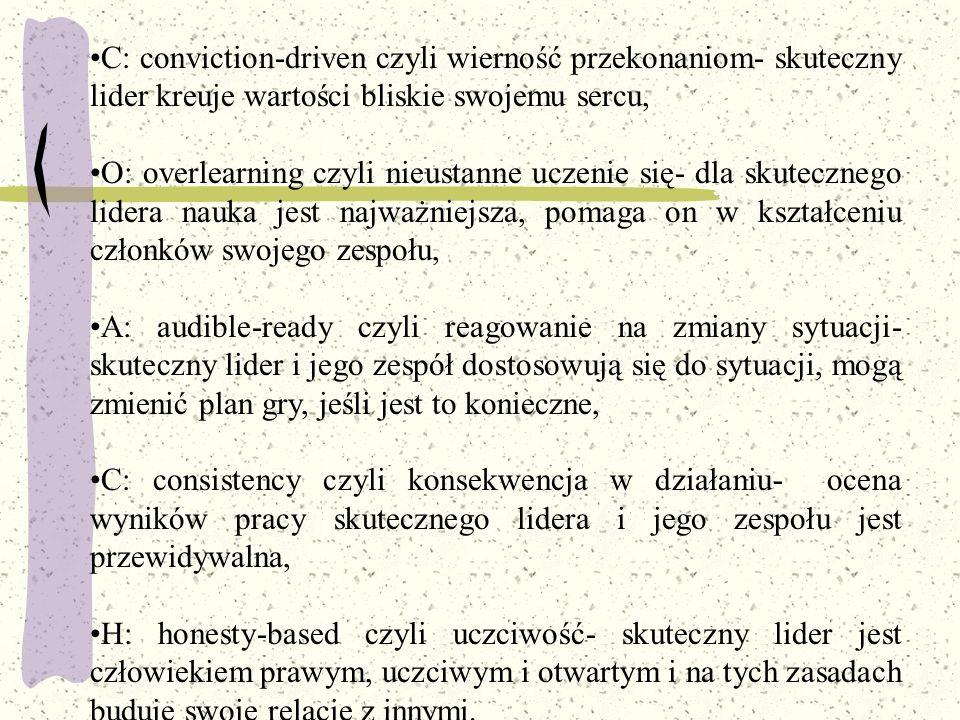 Wśród najczęściej wymienianych w literaturze znajdują się następujące: - spirala praktyki, - tabela umiejętności, - obrazowanie trójwymiarowe, - GROW