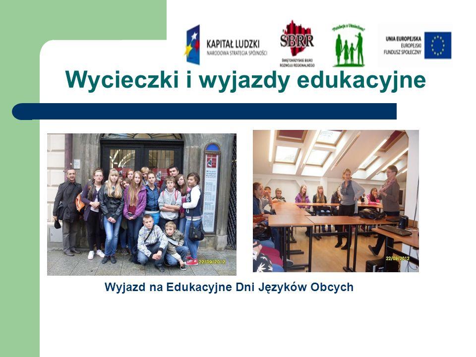 Wycieczki i wyjazdy edukacyjne Wyjazd na Edukacyjne Dni Języków Obcych