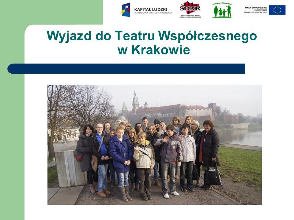 Wyjazd do Teatru Współczesnego w Krakowie