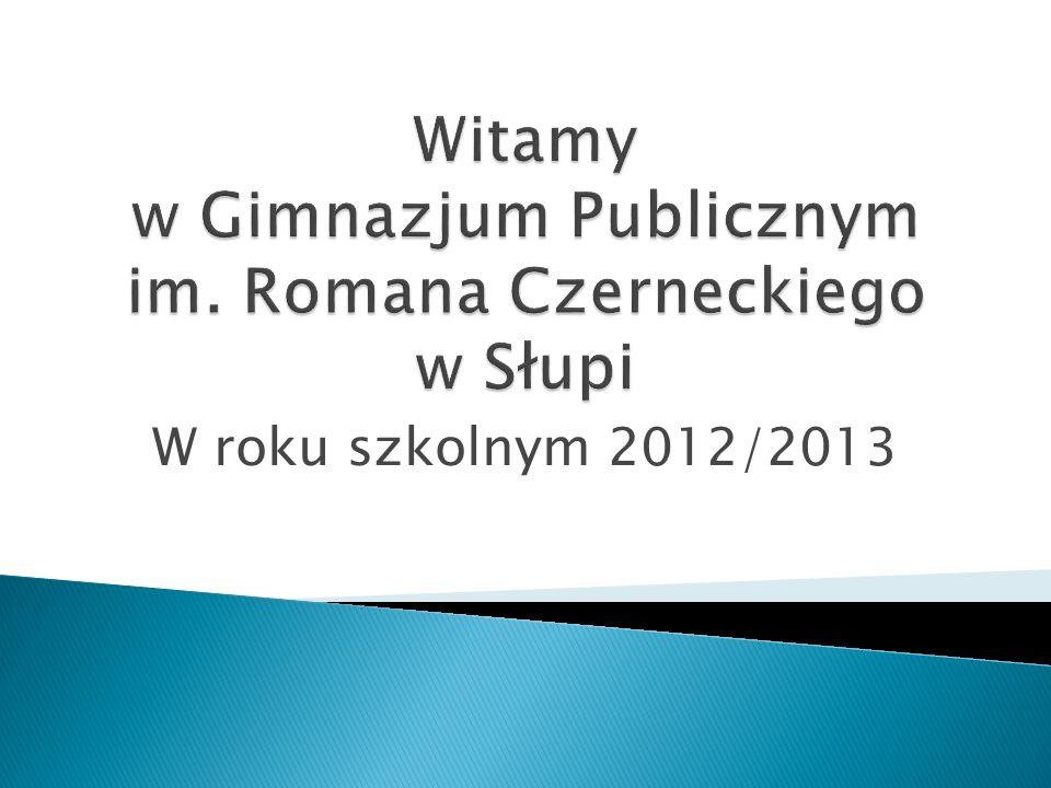 Udział zawodników z gimnazjum w Powiatowych Biegach Przełajowych w Małogoszczy