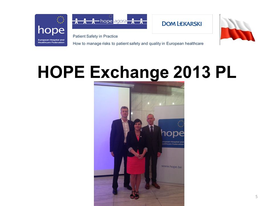 5 HOPE Exchange 2013 PL
