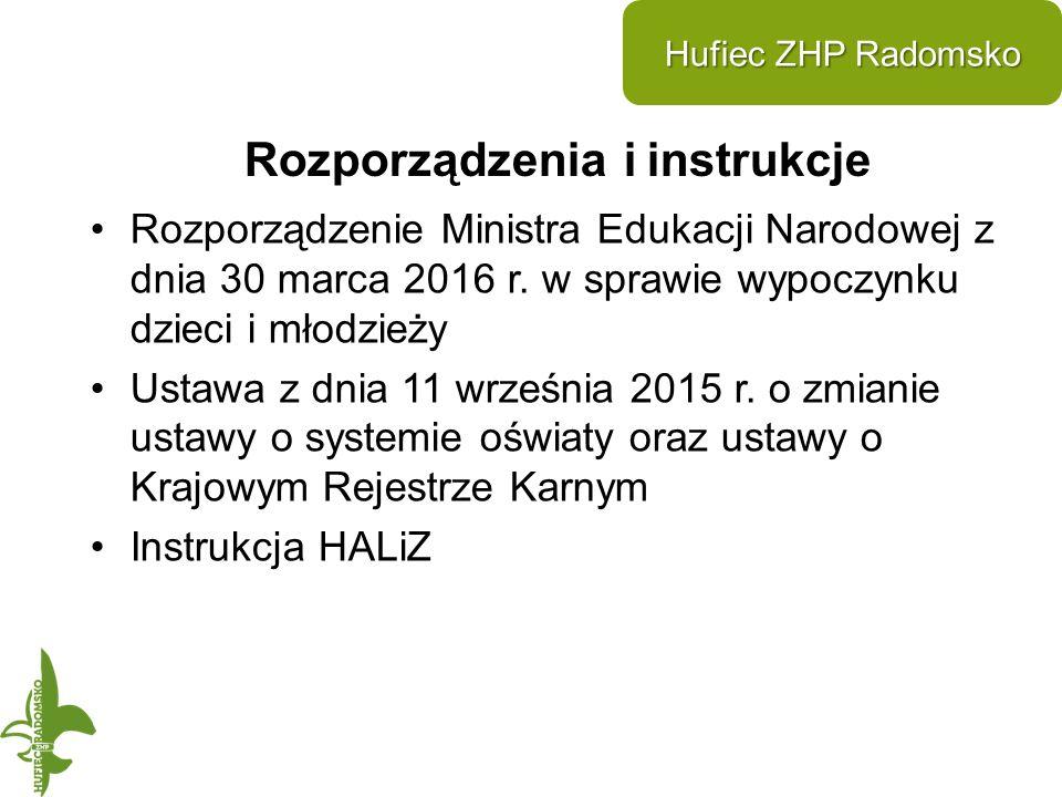 Jak uzyskać KRK.Hufiec ZHP Radomsko Należy wypełnić Zapytanie o udzielenie informacji o osobie.