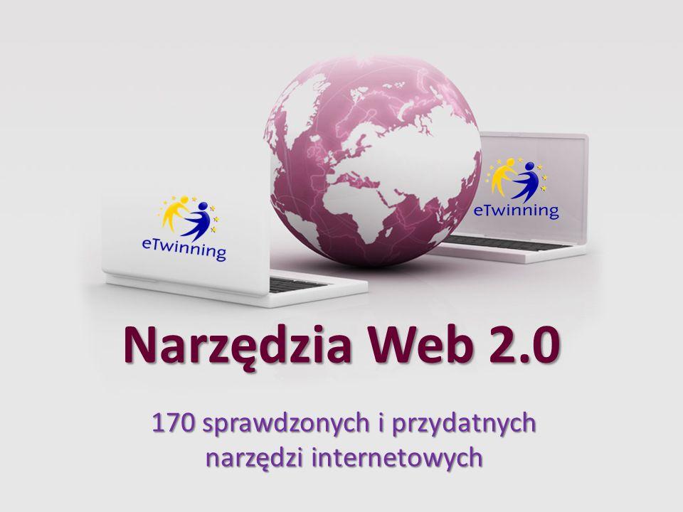 Narzędzia Web 2.0 170 sprawdzonych i przydatnych narzędzi internetowych