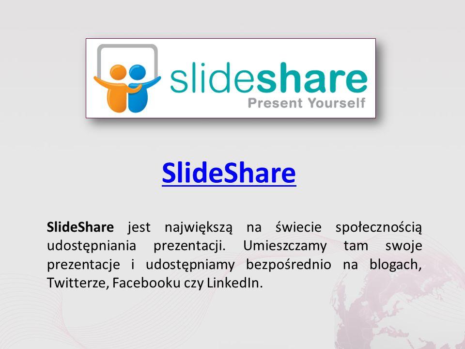 SlideShare SlideShare jest największą na świecie społecznością udostępniania prezentacji.