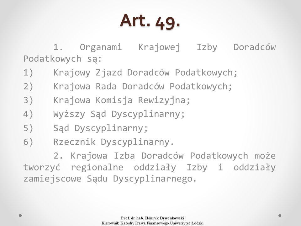 Art. 49. 1.